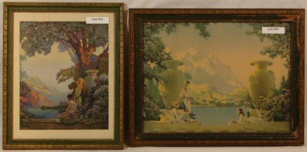 14: Chester Van Nortwick - Two Enchanted Scenes