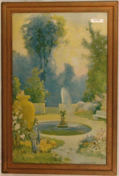 24: R Atkinson Fox - Garden of Romance