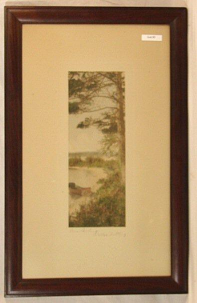 3: Wallace Nutting -  Pine Landing