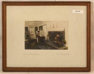 Fred Thompson - Fireside Fancywork