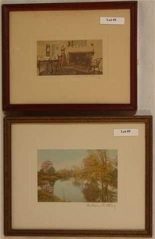 Wallace Nutting - Interior & Exterior Scenes