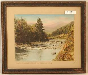 Harris - Ausable River & Mt Whiteface Adirondacks