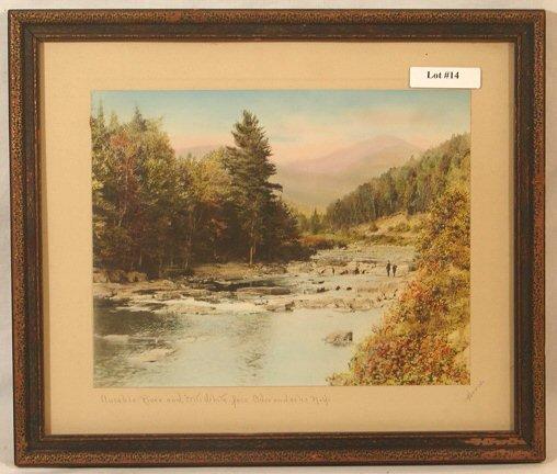 14: Harris - Ausable River & Mt Whiteface Adirondacks