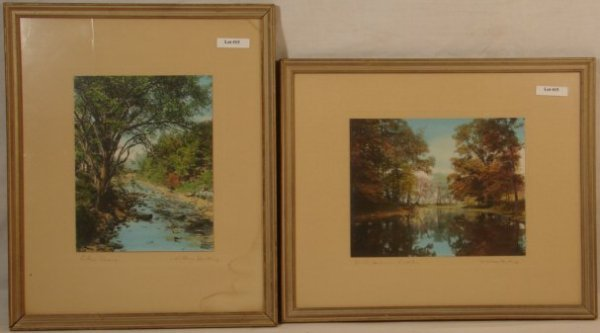 15: Wallace Nutting - Two Picture lot
