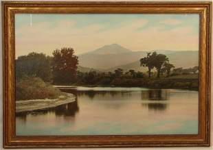 Charles Sawyer - Camel's Hump & Winooski River