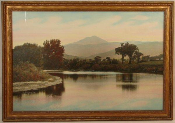 22: Charles Sawyer - Camel's Hump & Winooski River