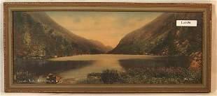 Harris - Cascade Lake, Adirondacks NY