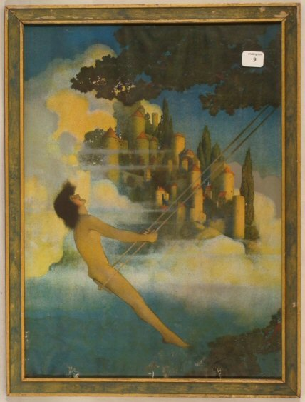 9: Maxfield Parrish - The Dinkey Bird