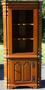 457: Wallace Nutting Furniture - #945b Corner Cupboard