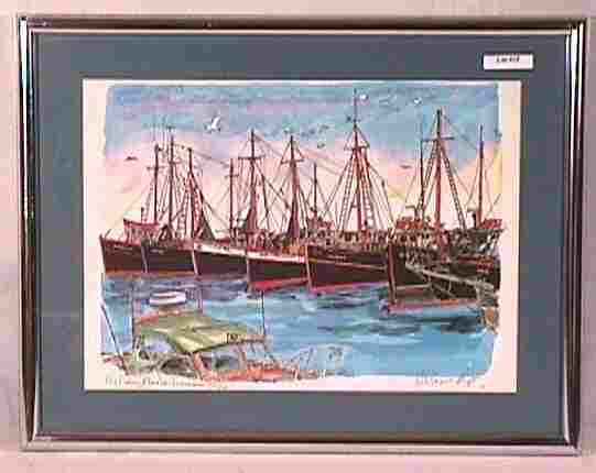 Robert Kennedy - Provincetown MA - Limited Edition