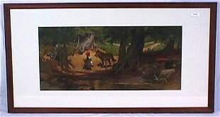 Paul Hey - Little Red Riding Hood