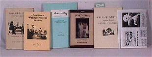 Wallace Nutting - Lot of 5 Reference Books