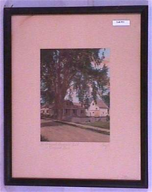 Charles Sawyer - Original Dennison Plant, Brunswic