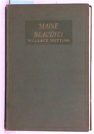 Wallace Nutting - Maine Beautiful