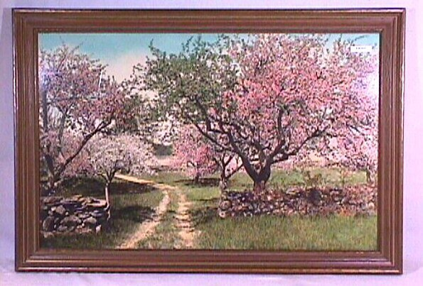 15: Wallace Nutting - Through the Orchard