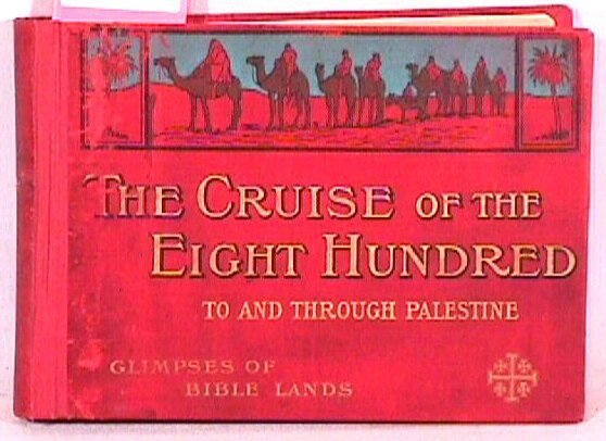 24: Wallace Nutting - Cruise of the Eight Hundred