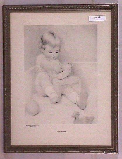 9: Bessie Pease Gutmann - Little Jack Horner