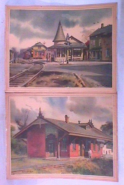 11: Ranulph Bye - New Hope & Collegeville PA Prints