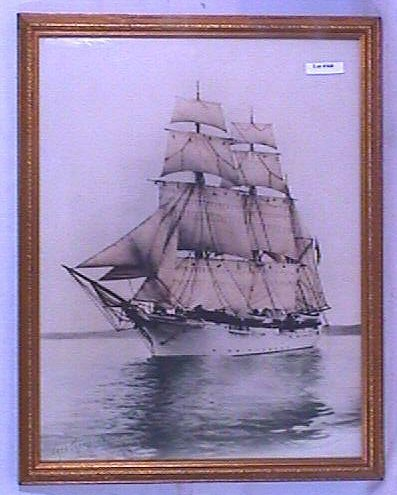 560: Fred Thompson - Large Sailing Schooner