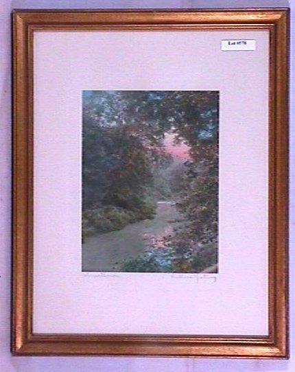 570: Wallace Nutting - Swarthmore - Rare Pennsylvania
