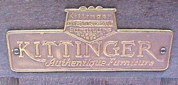 650: Kittinger Furniture Company - Sunflower Chest - 2
