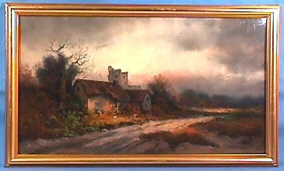 1: William H Chandler - Landscape Pastel