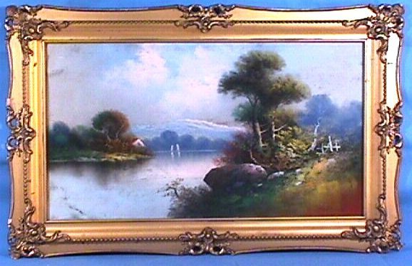 17: William H Chandler - Landscape Pastel