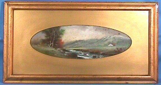 199: William H Chandler - Landscape Pastel