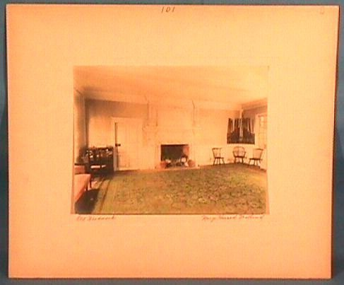 202: Mary Harrod Northend - Interior Scene