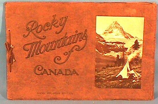 211: Byron Harmon - Rocky Mts of Canada