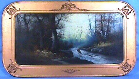 214: William H Chandler - Landscape Pastel
