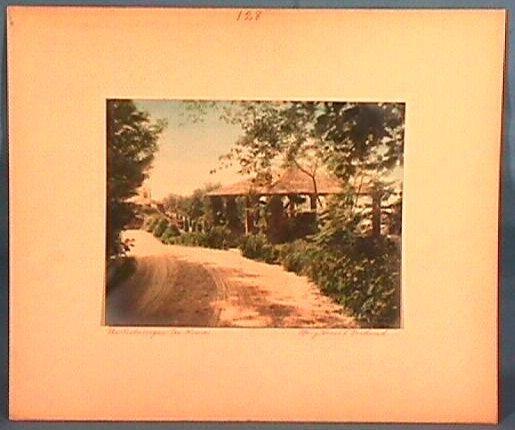 226: Mary Harrod Northend - Garden Scene