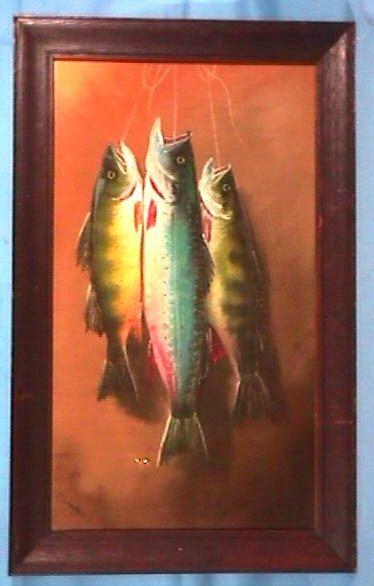 233: William H Chandler - Still Life Pastel