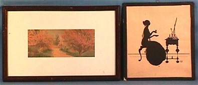 449: Wallace Nutting -2 Picture Lot