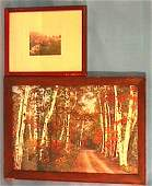 495: Wallace Nutting - Two Picture Lot