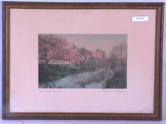 4: Wallace Nutting - Brookside Blooms
