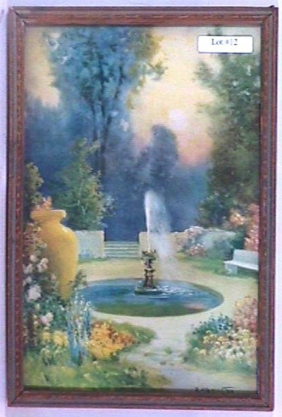 12: R Atkinson Fox - Garden of Romance