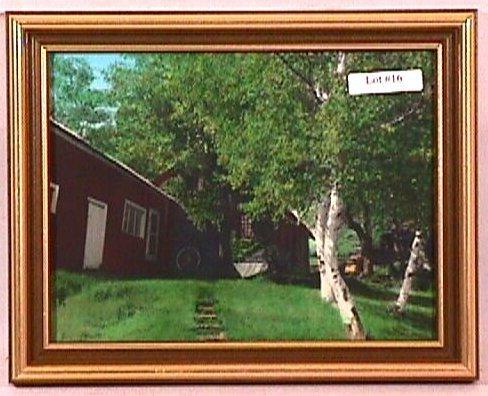 16: Pedro Cacciola - Close-Framed House