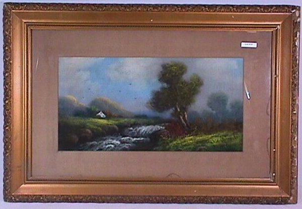 20: William H Chandler - Landscape Pastel