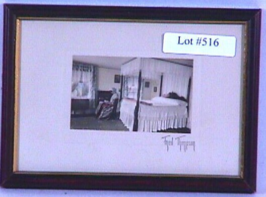 516: Fred Thompson - Untitled Interior