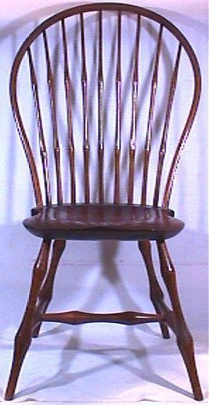 1: Wallace Nutting - #306 Windsor Chair