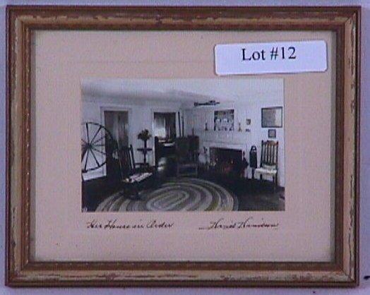 12: David Davidson - Her House in Order