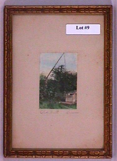 9: Lamson Studio - Old Well