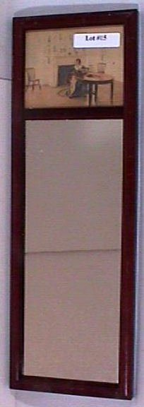 15: Fred Thompson - Mirror with Interior Scene