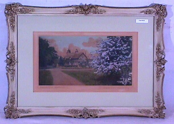 16: Wallace Nutting - Hawthorne Cottage