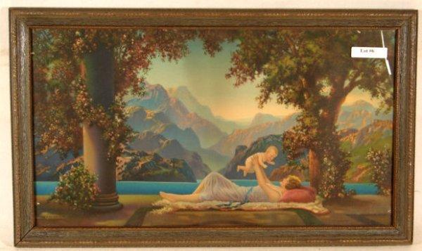 6: R Atkinson Fox - Love's Paradise