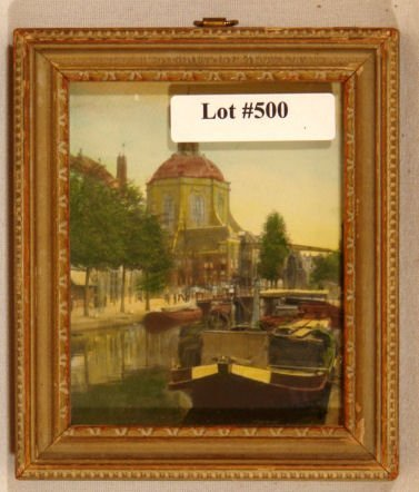500: Wallace Nutting - Miniature Italian Scene