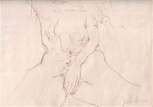 John Lennon Bag One lithograph