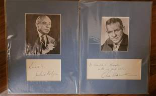 Rodgers and Hammerstein Signatures