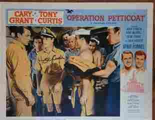 Tony Curtis Operation Petticoat